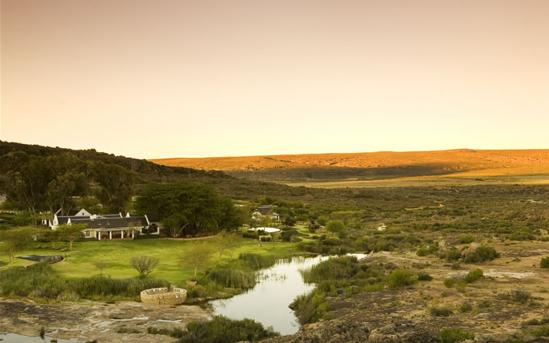 Hotel Bushmans Kloof Wilderness Reserve