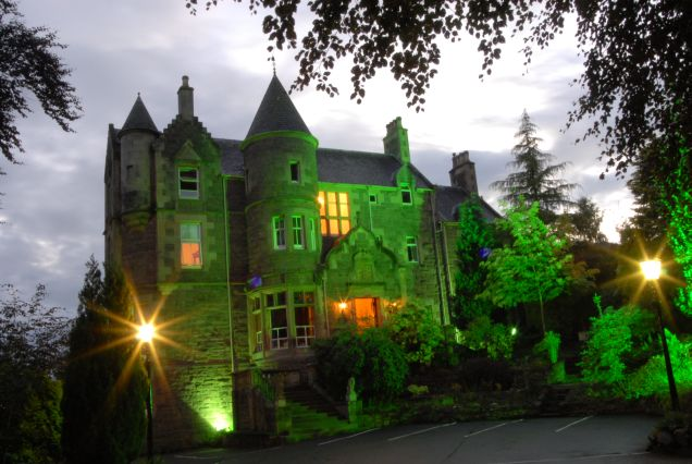 Knock Castle Hotel and Spa