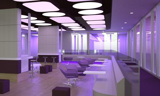 Yobot и Yotel New York